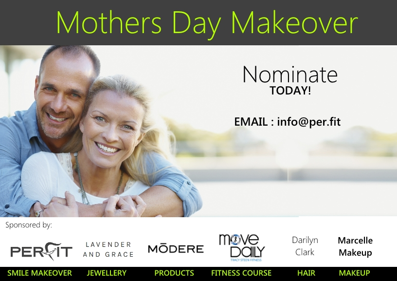 Perfit smile makeover, mothers day makeover